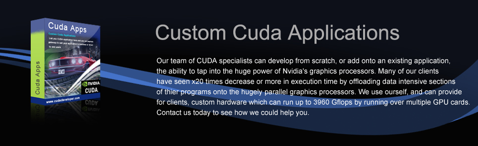 Cuda Application